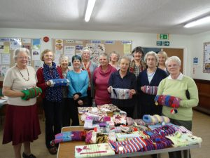 Twiddle Muffs for Dementia Ptients