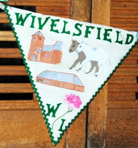 Wivelsfield WI Pennant