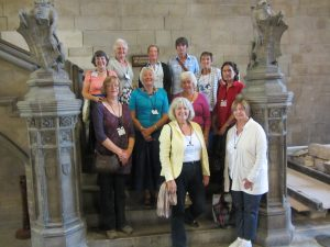 Kingston WI visit to the Houses of Parliament