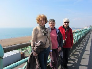 Our Latest Walk in Brighton