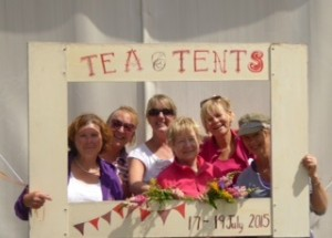 Tea and Tents Festival