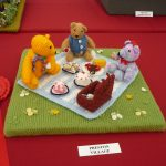 A Knitted Scene